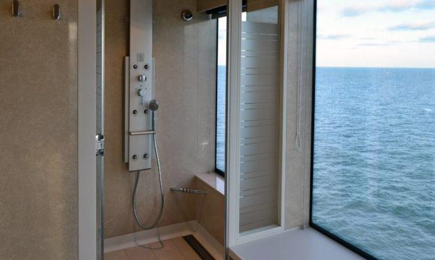 Rodzaje paneli natryskowych do łazienki
